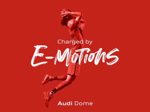 Audi Dome – Charged by AUDI